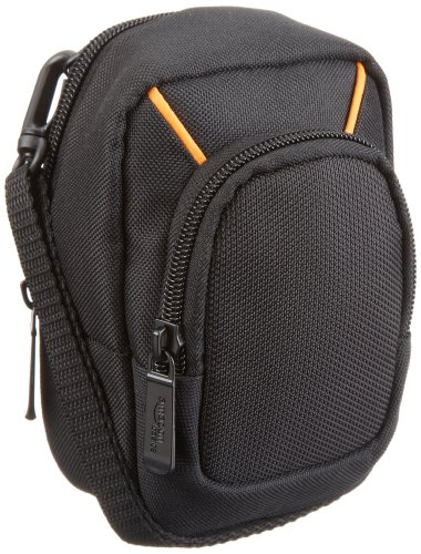 AmazonBasics Large Point and Shoot Camera Case – 6 x 4 x 2 Inches, Black