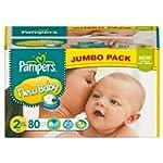 Pampers New Baby Size 2 (Mini) Jumbo...