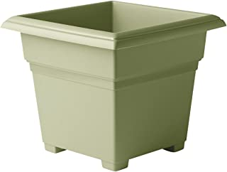 product image for Novelty 26180, Sage, Countryside Square Tub Planter, 18-Inch