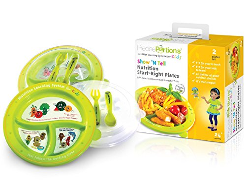baby food divider plate - 8