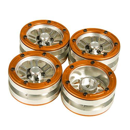Alloy Wheels Set - 4Pcs 1.9