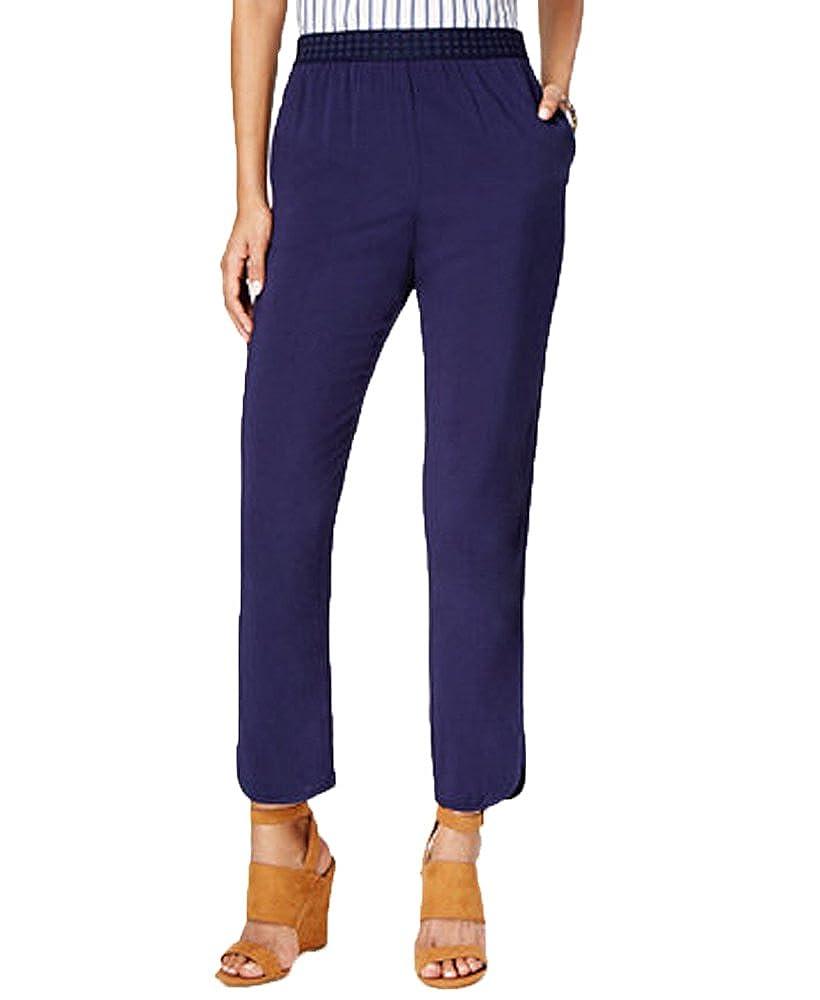 BCX Juniors Textured-Waist Soft Pants
