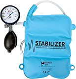 The Chattanooga Stabilizer Pressure Biofeedback is an easy to use device that provides a visual indication of whether you are working the correct postural muscles, in the right manner, when performing specific exercises. Intended for the prev...