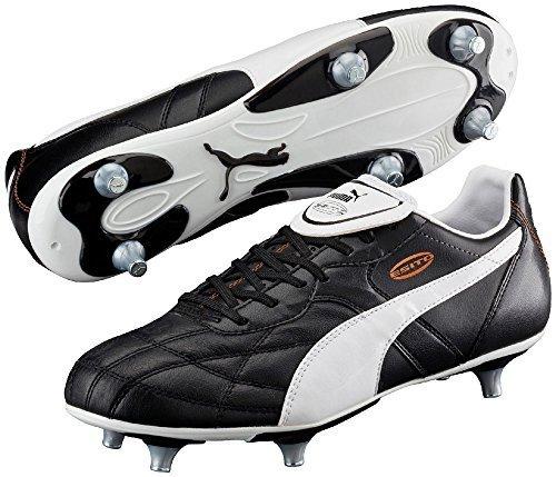 Puma Esito Classico SG Botas de fútbol cónica studs cuero sintético superior zapatos