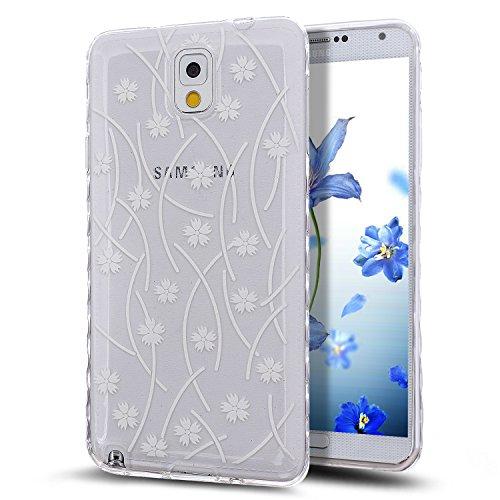 Galaxy Note 3 Case,Galaxy Note 3 TPU Case,NSSTAR Scratch-Proof Ultra Thin...