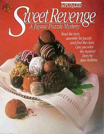 Sweet Revenge, A Jigsaw Puzzle Mystery by Alan (Bepuzzled Mystery Games)