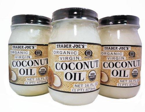 Trader Joes Coconut Oil Jars product image