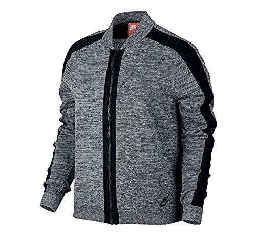 Nike Women's Tech Kit Bomber Jacket (819031-065) S by NIKE