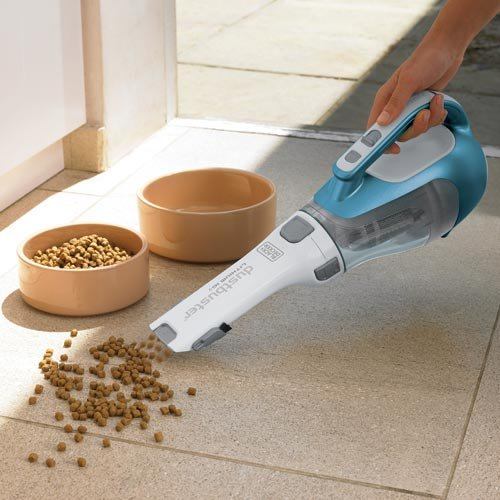 BLACK + DECKER CHV1410L 16 volt Lithium Cordless Dust Buster Hand Vacuum Review