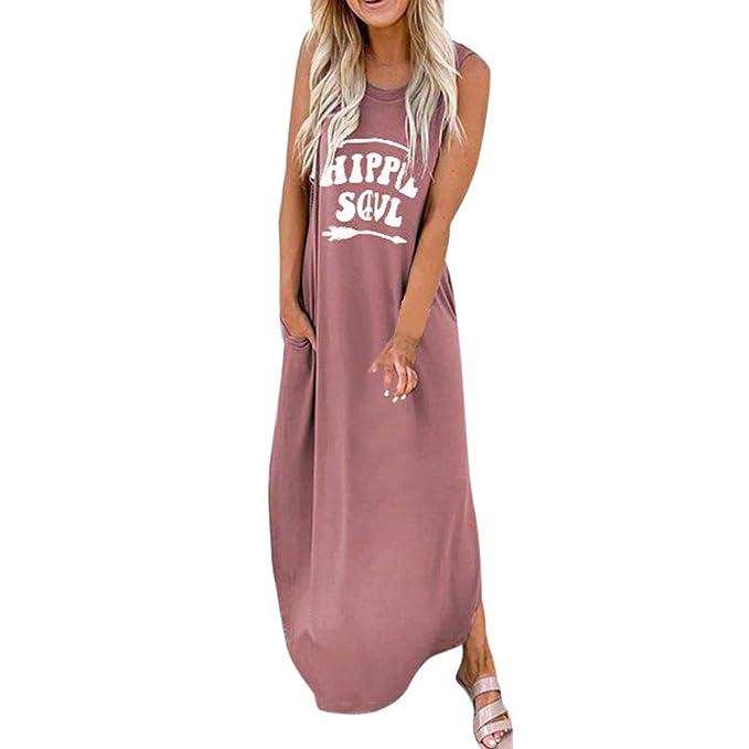 Vestido para Las Mujeres, Vestido Atractivo de la Moda del Verano ...
