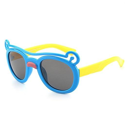 Gafas de sol de estilo deportivo para niños Oso de dibujos ...