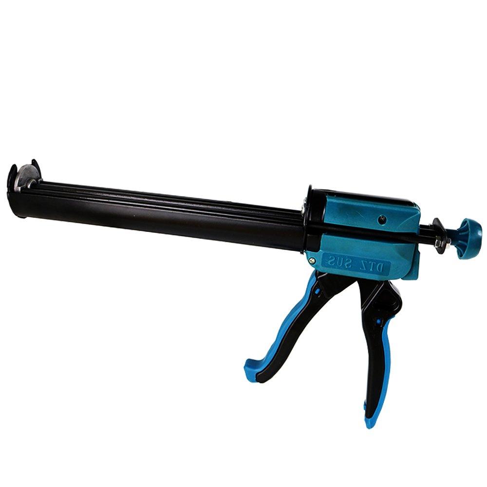 CJGQ Manual Frame Sausage Caulking Gun 10-Ounce Cartridge Adhesive Gun