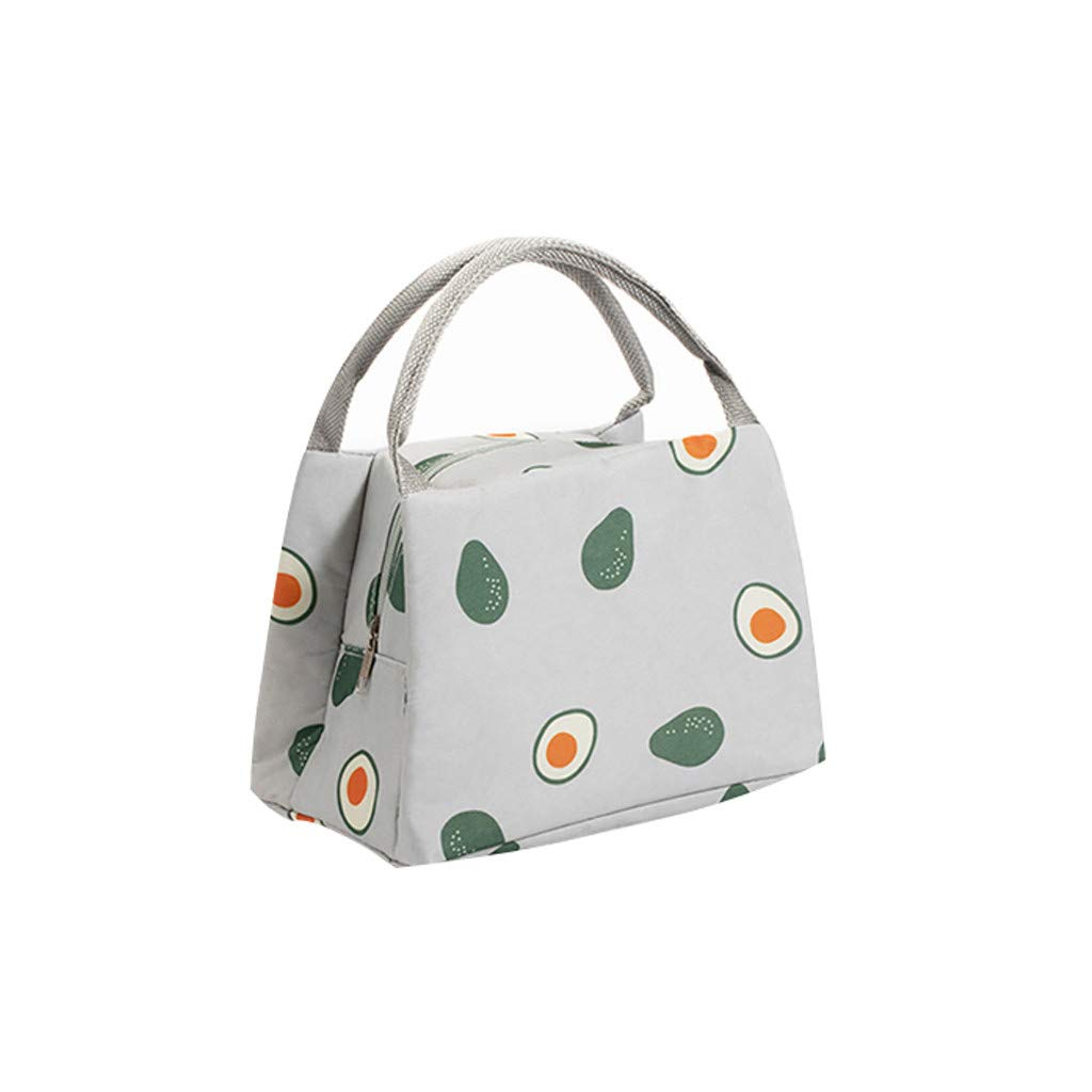 For Women Kids Men Thick Aluminum Foil Insulation Lunch Bag Insulation Package
