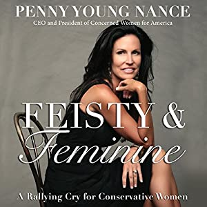 Feisty & Feminine Audiobook
