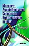 img - for Mergers, Acquisitions and Corporate Restructuring in India: Procedures and Case Studies book / textbook / text book