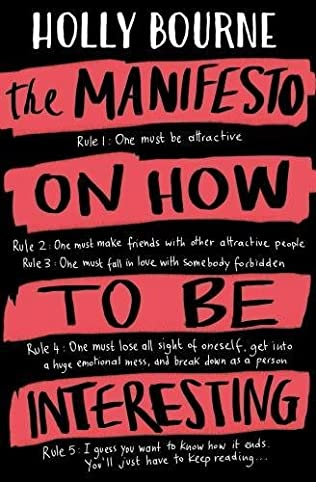 book cover of The Manifesto on How to be Interesting