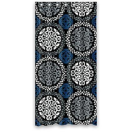 Special Design Cute Vera Bradley Waterproof Bathroom Shower Curtain 36Wx72H
