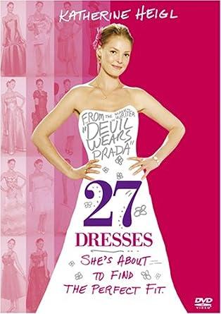 映画幸せになるための27のドレス