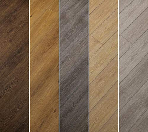 Modin Rigid Luxury Vinyl Plank Flooring Bestsellers Sample Kit