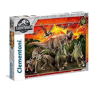 Clementoni 29752 Jurassic World 250 T