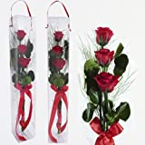 Triple Love Rose Bouquet - Preserved to Last