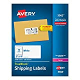 Shipping Label Printer - Avery Shipping Labels with TrueBlock Technology for Laser Printers 2