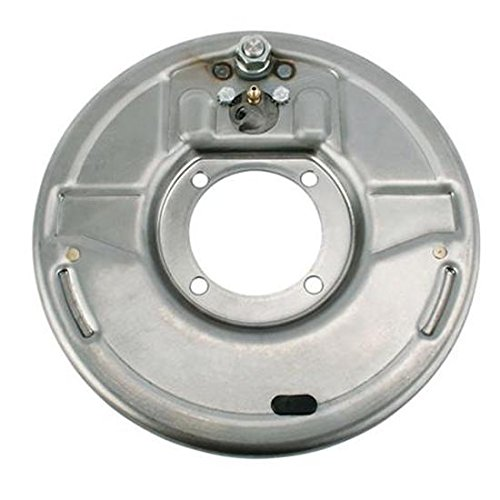Speedway Motors Bendix Style Brakes for 1937-48 Ford Spindles, 12 x 1-3/4 Inch by Speedway Motors