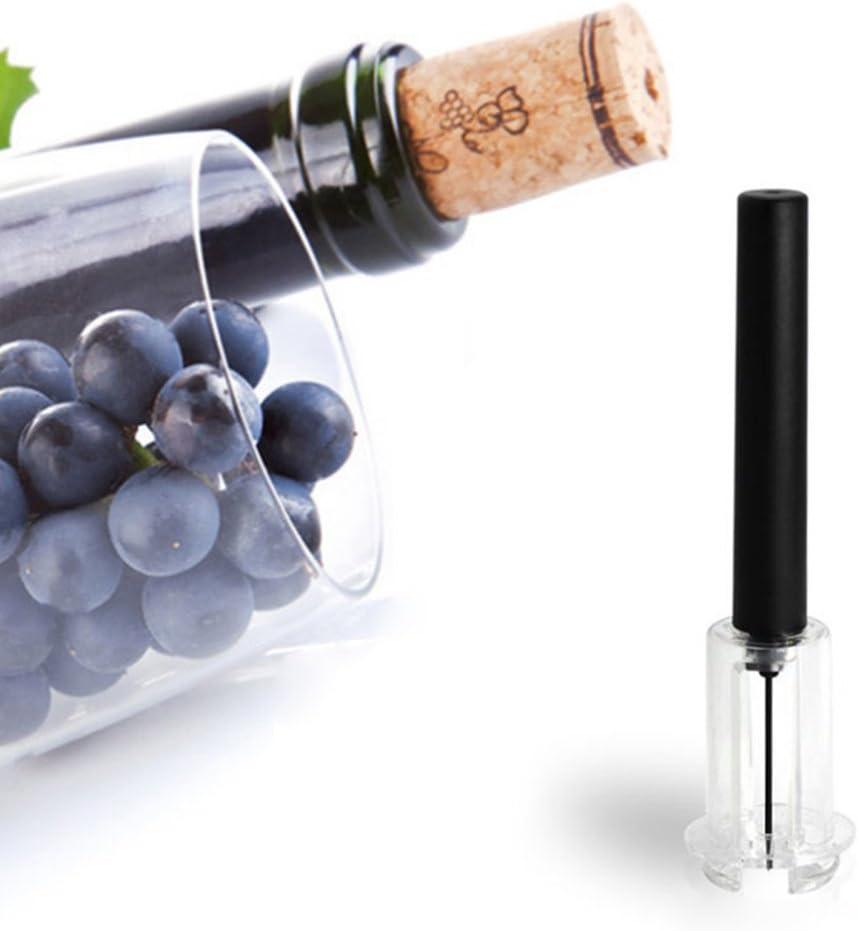 Exing Korkenzieher Korkenzieher Wein Flaschen/öffner Bottle Opener Wein Stopper,ABS 19.5x4cm