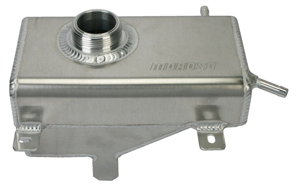 Moroso 63783 Coolant Tank for Mustang