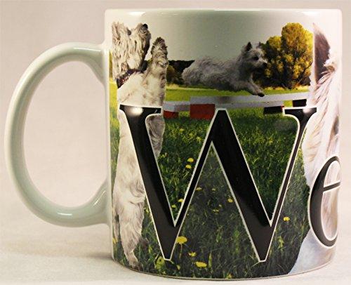 West Highland Terrier (Westie) - Coffee Mug