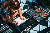 Art 101 USA Budding Artist 154 Piece Junior Artist