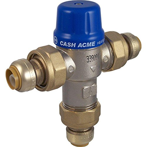 hot water heater check valve - 1
