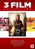 The Book Thief / Life Of Pi / Never Let Me Go - 3 Film Collection [DVD]