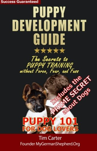 Puppy Development Guide Secrets Training product image