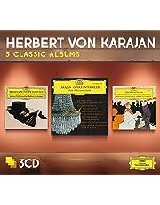 3 Classic Albums: Opera Intermezzi, Offenbach, Von Suppé – 3 CD Set