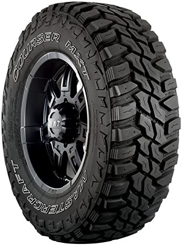 Mastercraft Courser MXT Mud Terrain Radial Tire