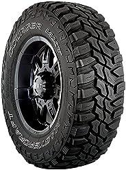 Mastercraft Courser MXT Mud Terrain Radial Tire - 315/70R17 121Q