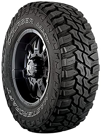 Used Mud Tires For Sale >> Mastercraft Courser Mxt Mud Terrain Radial Tire 35 125r20 121q