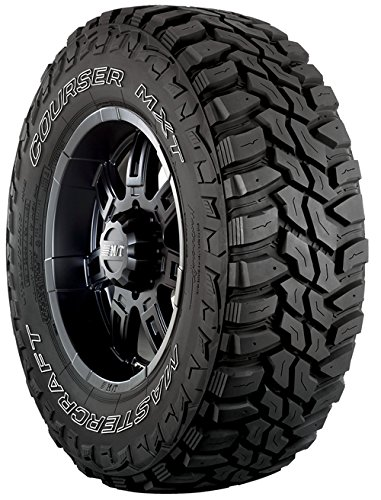 Mastercraft Courser MXT Mud Terrain Radial Tire - 31/105R15 - Tires Ford Bronco