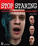 img - for Stop Staring!: Facial Modeling and Animation Done Right by Jason Osipa (2003-08-22) book / textbook / text book
