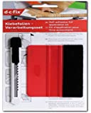 d-c-fix Self-Adhesive Film Applicator Kit, 399-6016