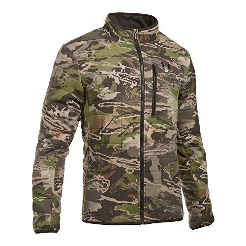 Camo Wool (Under Armour Men's Stealth Reaper Extreme Wool Jacket, Ridge Reaper Camo Fo/Black, XX-Large)
