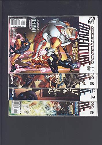 Countdown to Mystery #1-8 Full Set Complete Run Near Mint DC Comics 2007 CBX1L