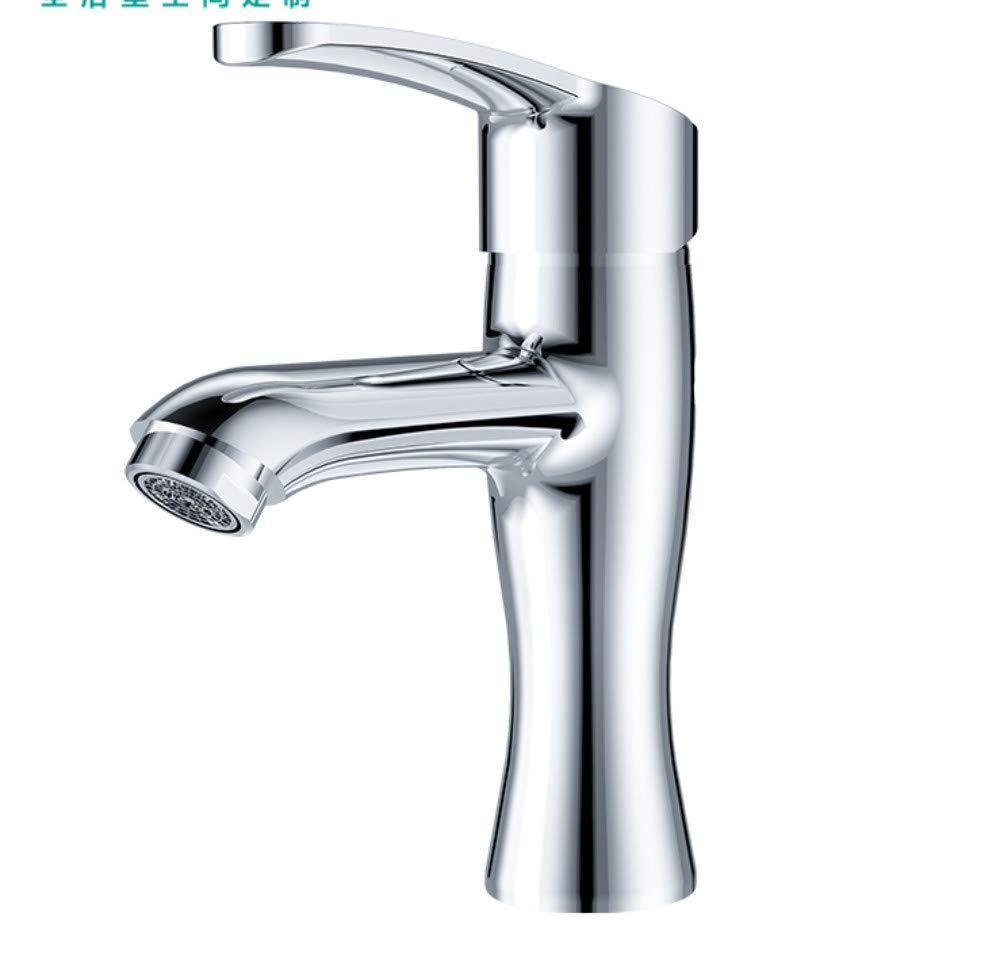 Fine Copper Faucet hot and Cold Basin Faucet washbasin Faucet