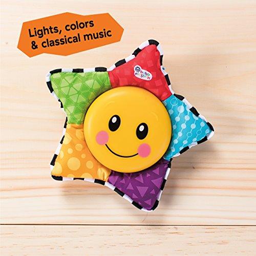 51eRhWM7i7L - Baby Einstein Star Bright Symphony Toy