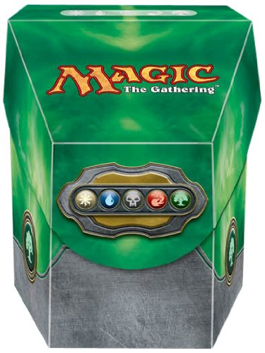 Ultra Pro Magic Commander Deck Box Mana Green