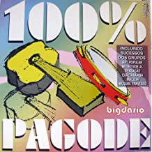 100% Pagode Varoius Artists Made in Brazil