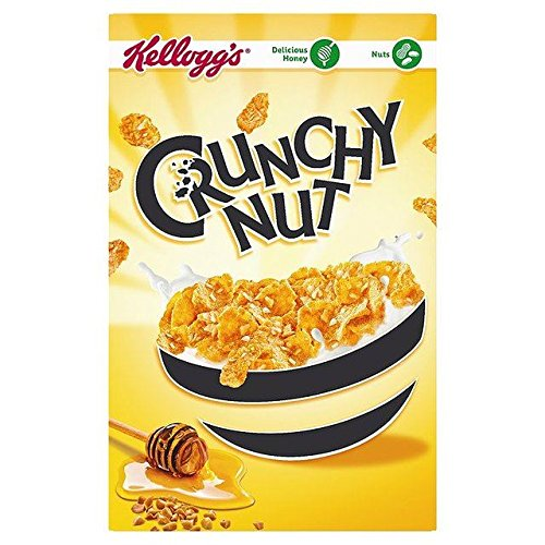 (Kellogg's Crunchy Nut Cornflakes - 1kg)