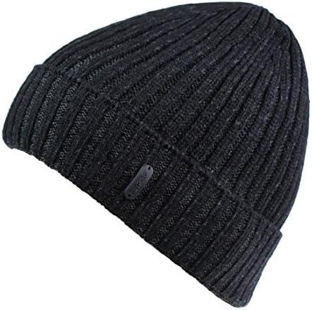 ニット帽子 メンズ アウトドア 暖かい ニットキャップ 折り返し 帽子 防寒 冬 ビーニー ワッチキャップ 登山 大きいサイズ