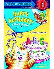 Happy Alphabet!: A Phonics Reader